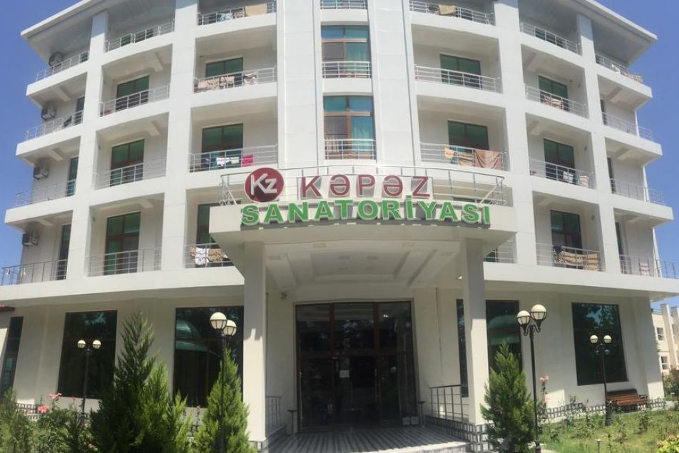 Kapaz Health & Resort Naftalan